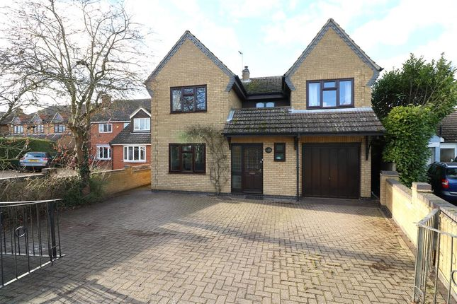 Thumbnail Detached house for sale in Rushden Road, Wymington, Rushden