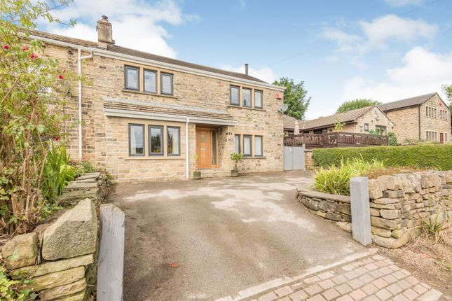 Thumbnail Semi-detached house for sale in Flathouse, Linthwaite, Huddersfield