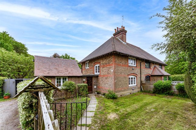 Thumbnail Semi-detached house for sale in Chichester Road, Arundel, West Sussex