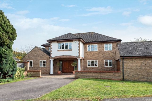 Thumbnail Detached house for sale in Nursery Gardens, Bedford