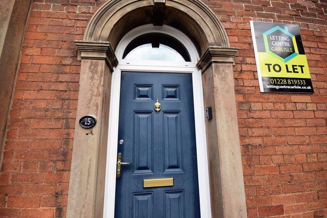 Thumbnail Property to rent in Church Terrace, Stanwix, Carlisle