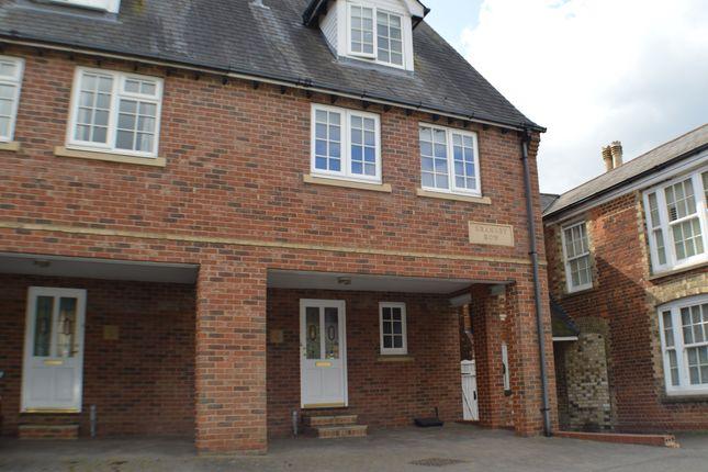 Thumbnail End terrace house for sale in South Road, Saffron Walden