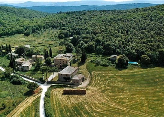 10 bed country house for sale in 53018 Sovicille Province Of Siena, Italy