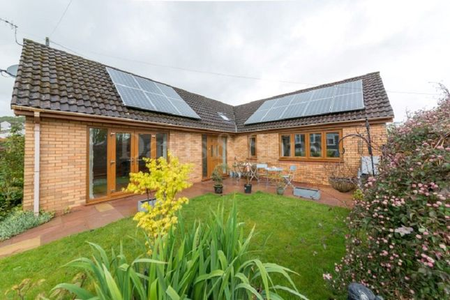 Detached bungalow for sale in Tranch Road, Pontypool, Monmouthshire.