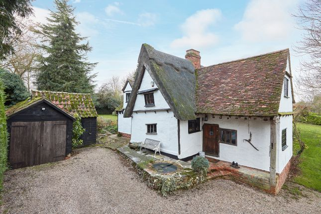 Thumbnail Detached house for sale in Withersfield Road, Great Wratting, Suffolk