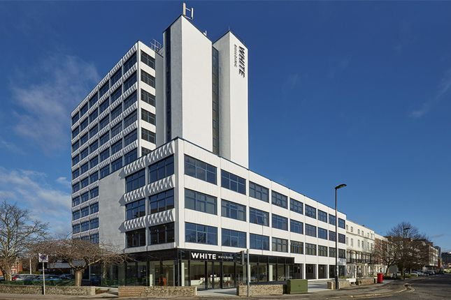 Office to let in White Building, 1-4 Cumberland Place, Southampton