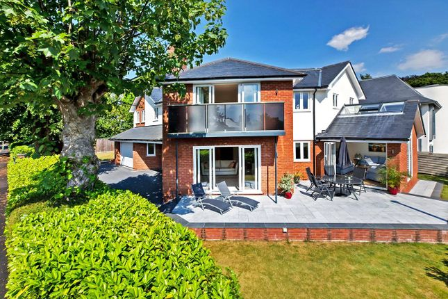 Thumbnail Detached house for sale in Matford Road, St. Leonards, Exeter