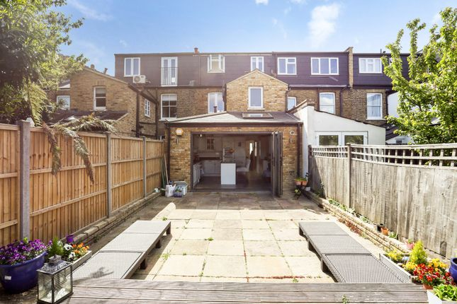 Thumbnail Terraced house to rent in Gladstone Road, Wimbledon