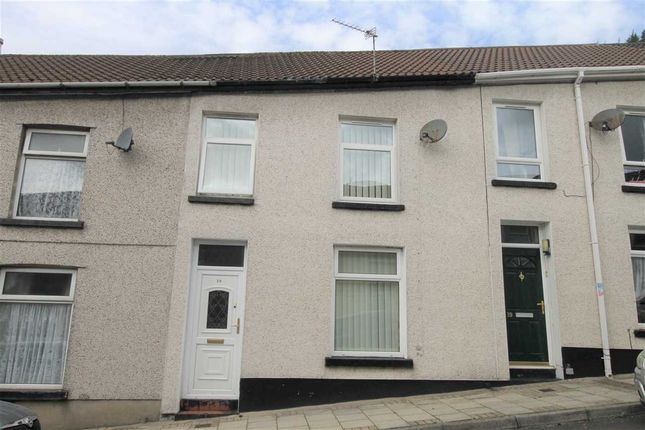 Thumbnail Terraced house for sale in David Street, Tonypandy