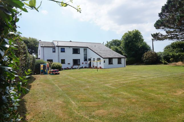 Thumbnail Detached house for sale in Treswithian Downs, Camborne