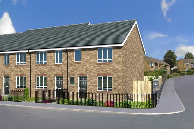 Thumbnail Terraced house for sale in Crag Road, Shipley