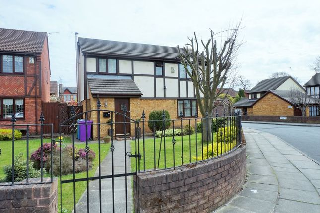 Thumbnail Detached house for sale in Dugdale Close, Aigburth