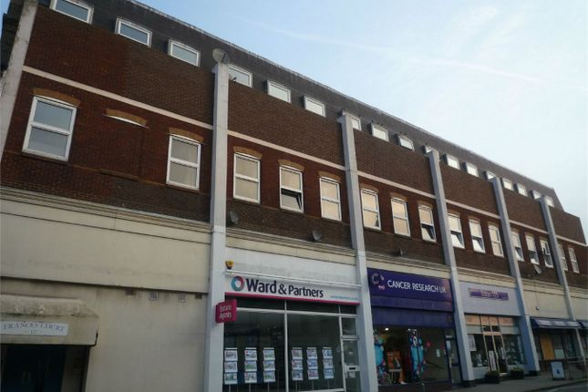 Thumbnail Flat to rent in Frances Court, 117 High Street, Herne Bay, Kent