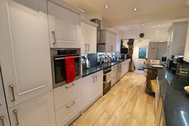 Thumbnail Semi-detached house for sale in Albert Crescent, Penarth
