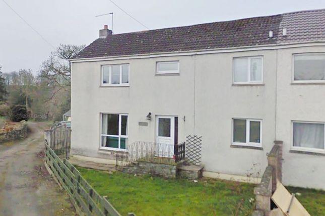 Thumbnail Semi-detached house for sale in Green Mill, East Cluden Village, Dumfries DG20Ja