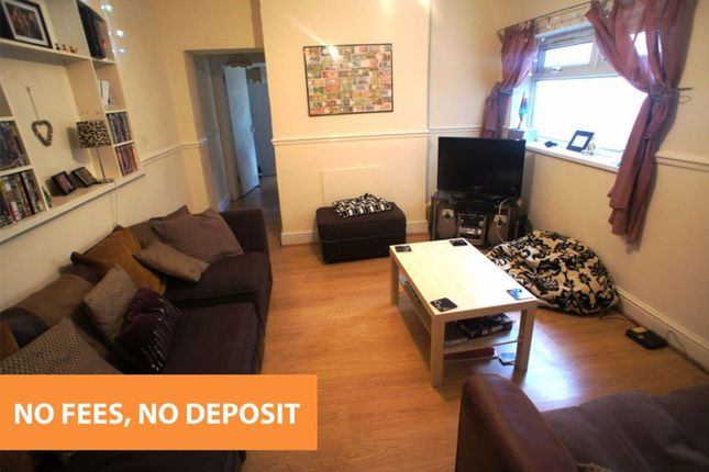 Thumbnail Terraced house to rent in St Peters Street, Roath, Cardiff.