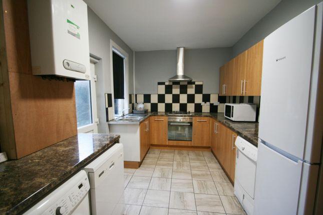 Thumbnail Property to rent in Cardigan Terrace, Heaton, Newcastle Upon Tyne