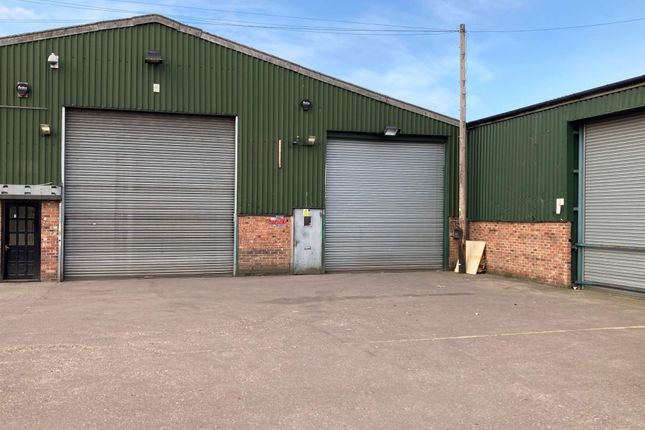 Thumbnail Warehouse to let in Unit 3 Cotton Farm, Middlewich Road, Holmes Chapel, Cheshire