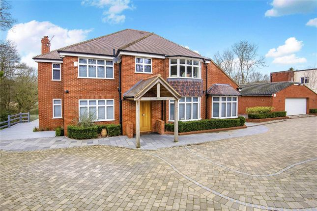 Thumbnail Detached house for sale in Main Road, Knockholt, Sevenoaks, Kent