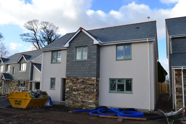 Thumbnail Detached house for sale in Lewannick, Launceston