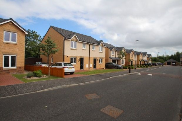 Thumbnail Semi-detached house to rent in Red Deer Road, Cambuslang, Glasgow