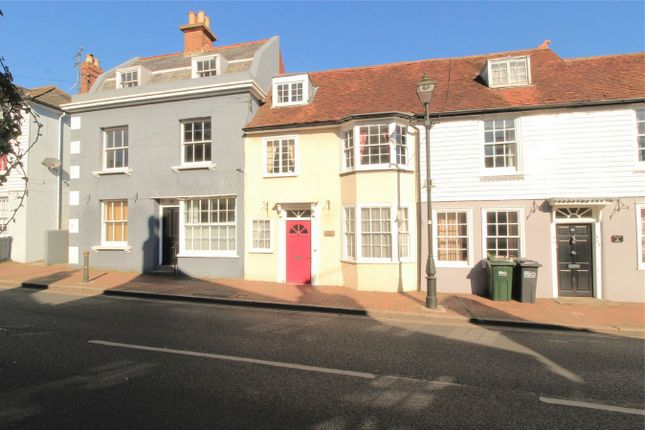 Thumbnail Terraced house for sale in High Street, Bexhill On Sea, East Sussex