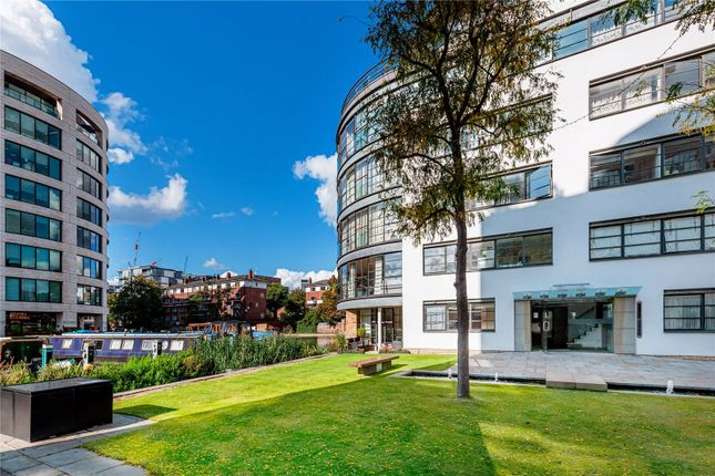 Thumbnail Flat for sale in New Wharf Road, London