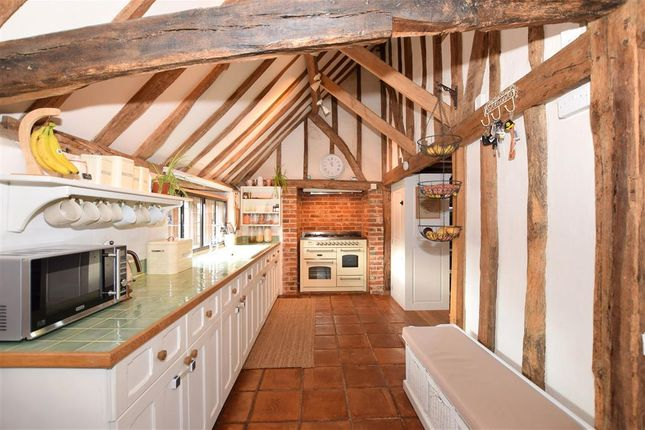 Thumbnail Detached house for sale in Smithers Lane, East Peckham, Tonbridge, Kent
