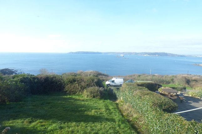 Thumbnail Detached bungalow for sale in Dockan, Andurn Estate, Down Thomas, Plymouth