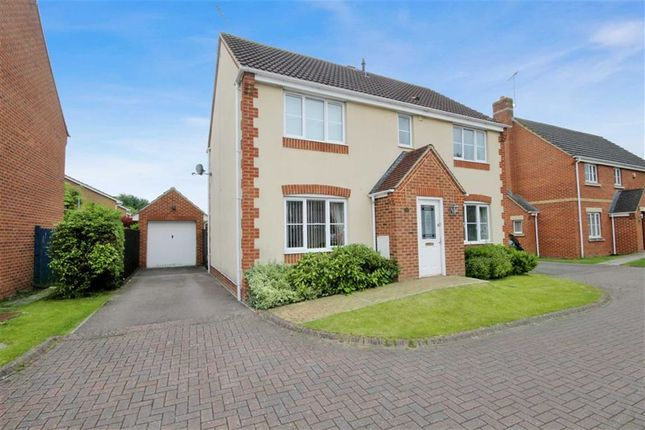 Thumbnail Detached house for sale in Hatch Road, Stratton, Wiltshire