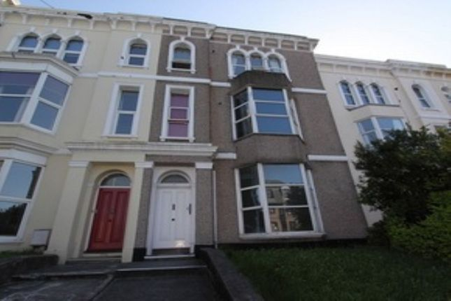 Thumbnail Flat to rent in Woodland Terrace, Greenbank Road, Plymouth