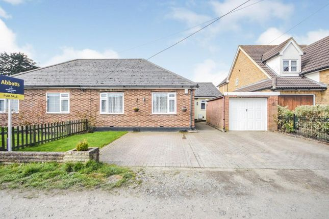 Thumbnail Bungalow for sale in Langdon Hills, Basildon, Essex