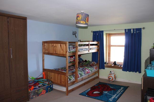 Bedroom of New Street, Buckie AB56