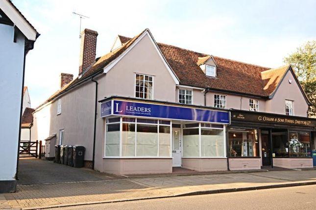Thumbnail Flat to rent in Flat 3, 32-34 Rayne Road, Braintree, Essex