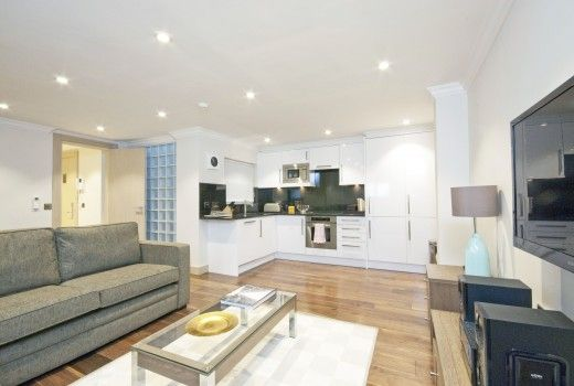 Thumbnail Flat to rent in Beaufort Gardens, Knightsbridge, London