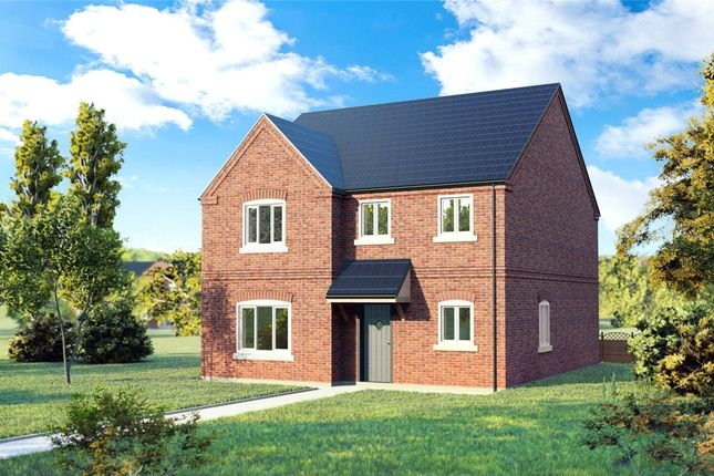 4 bed detached house for sale in Plot 8, Grainfields, Digby, Lincoln LN4