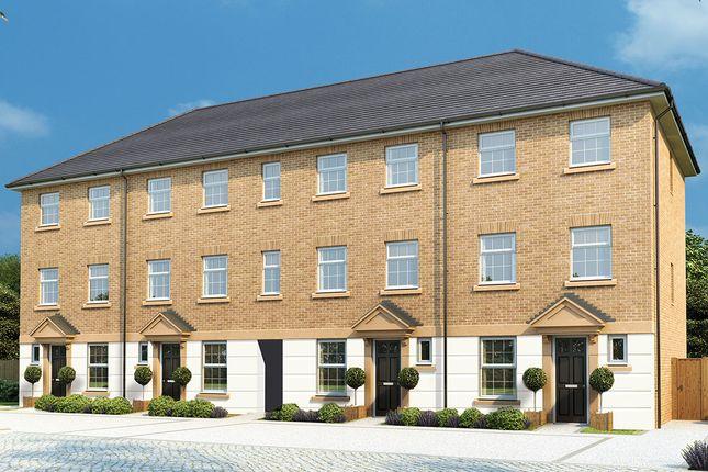 "Thumbnail End terrace house for sale in ""Portman End"" at Ninelands Lane, Garforth, Leeds"