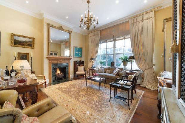Thumbnail Terraced house for sale in Yeomans Row, Knightsbridge, London