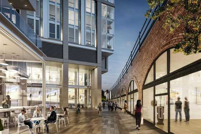 Thumbnail Flat for sale in Parry Street, London