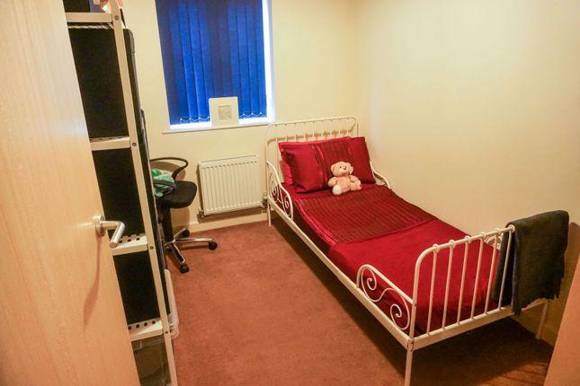 Bedroom Two of Bennett Street, Rotherham S61