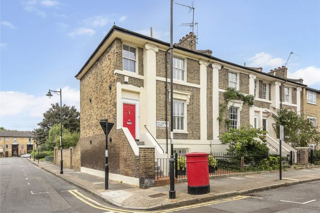 Thumbnail End terrace house for sale in Rotherfield Street, Islington, London