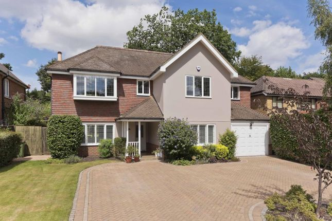 Thumbnail Detached house to rent in The Heronry, Walton-On-Thames