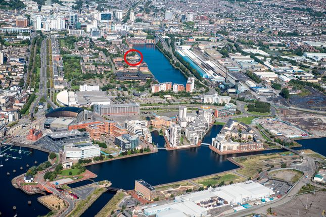 Thumbnail Land for sale in 121 Schooner Way, Atlantic Wharf, Cardiff