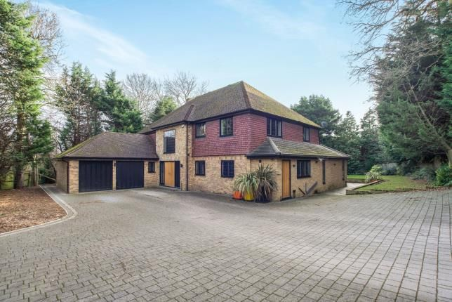 Thumbnail Detached house for sale in Claygate, Esher, Surrey