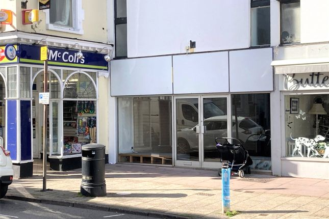 Thumbnail Retail premises to let in Wellington Square, Minehead