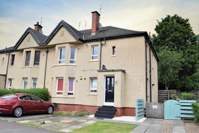 3 bed flat for sale in Glendinning Road, Knightswood, Glasgow G13