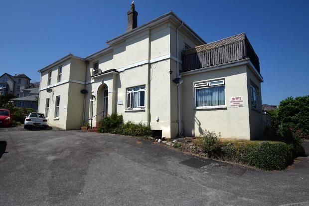Thumbnail Flat for sale in Conway Court, 2 Conway Road, Paignton, Devon