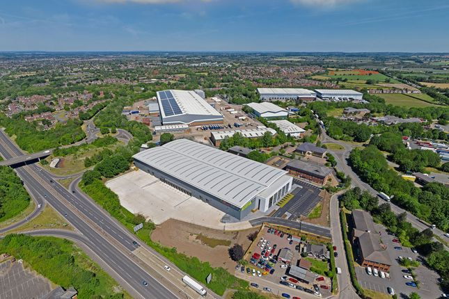 Industrial to let in Ace 135, Relay Park, Tamworth