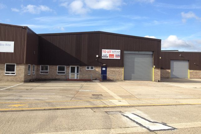 Thumbnail Industrial to let in Unit 24, Mill Lane Industrial Estate, Caker Stream Road, Alton