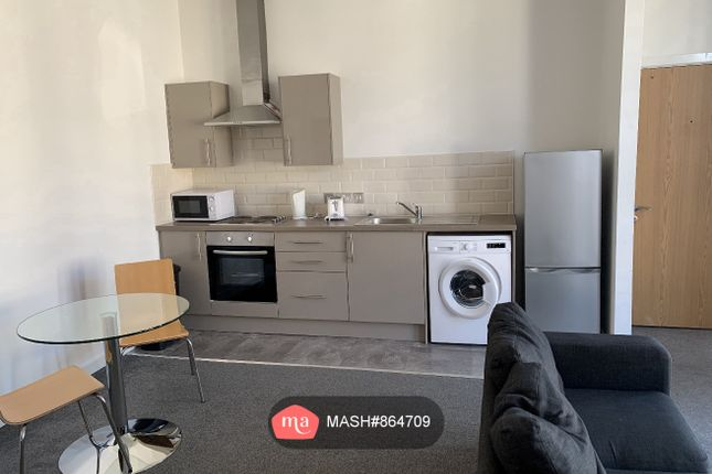 Thumbnail Flat to rent in Freehold Street, Fairfield, Liverpool